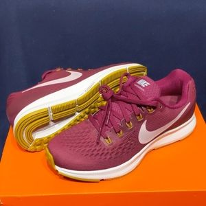 NWT Nike Air Zoom Pegasus 34 Running Workout Shoes